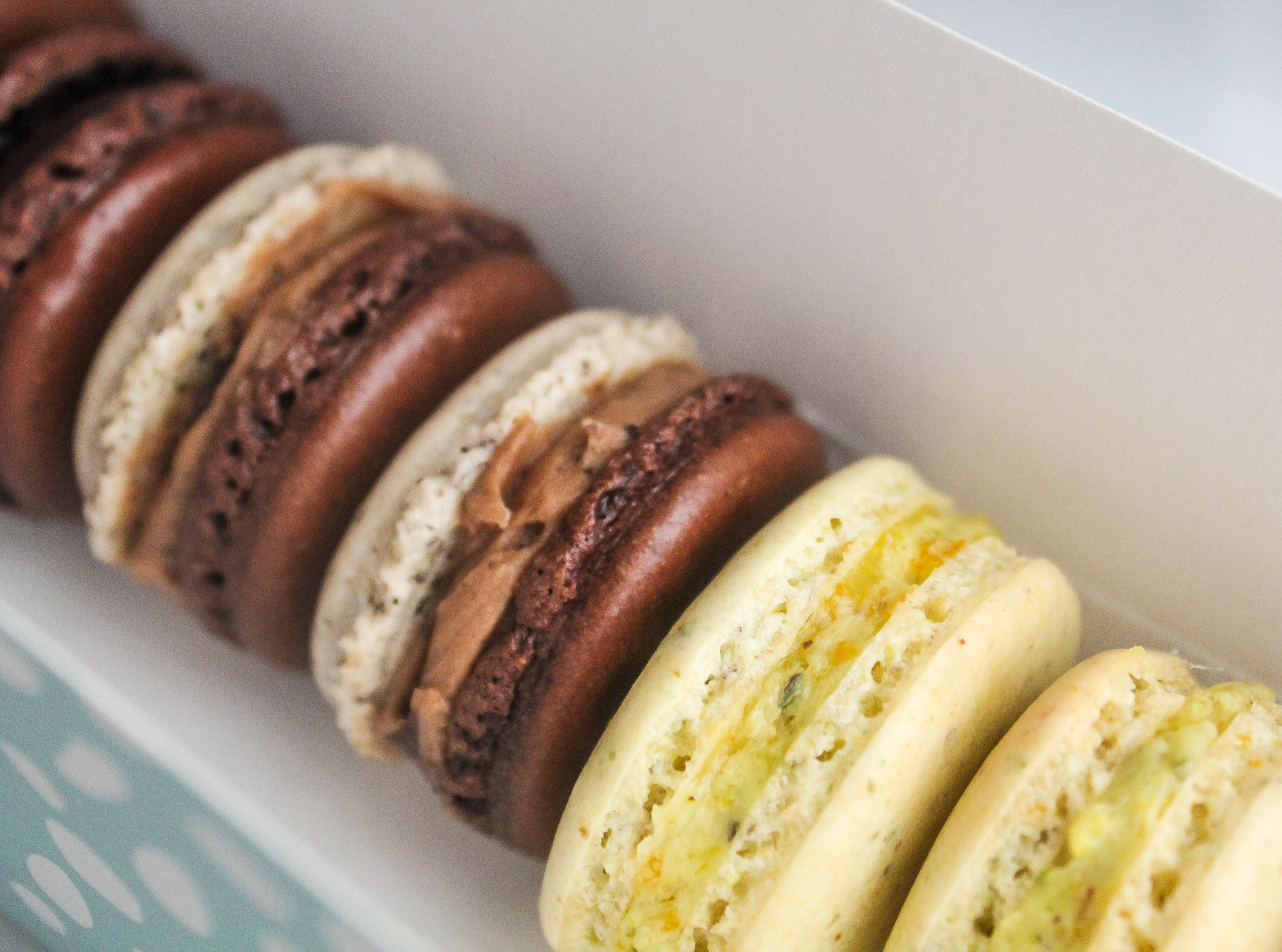 create your own box macarons fort collins