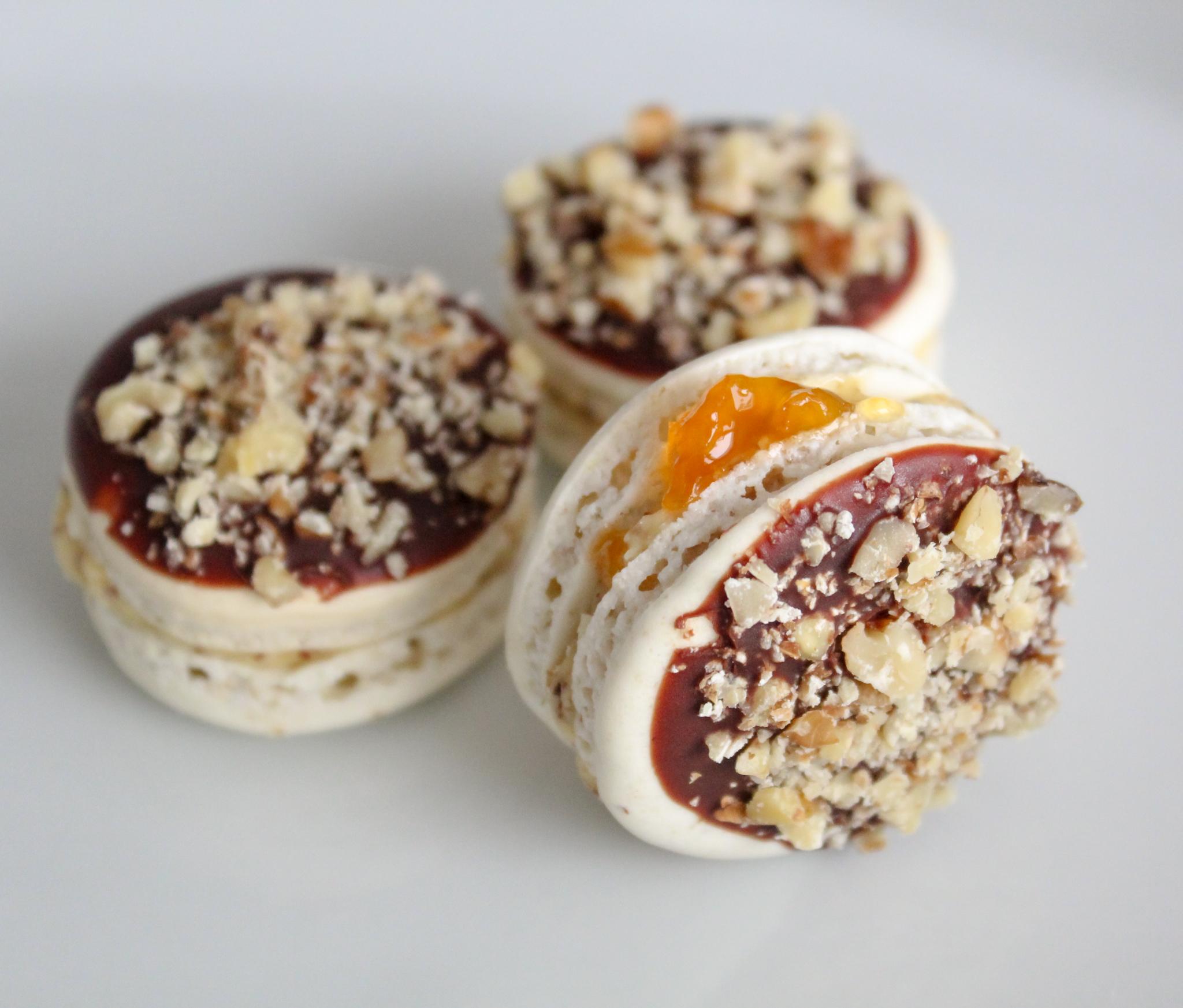 Zerbo (Walnut, dark chocolate, and apricot)