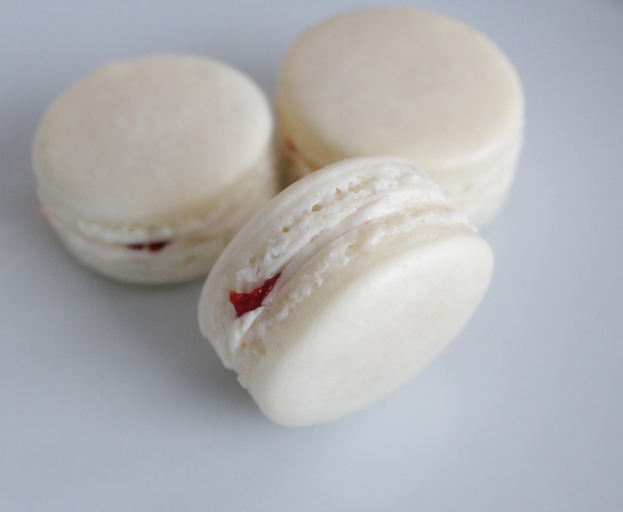 Sour Cherry Marzipan