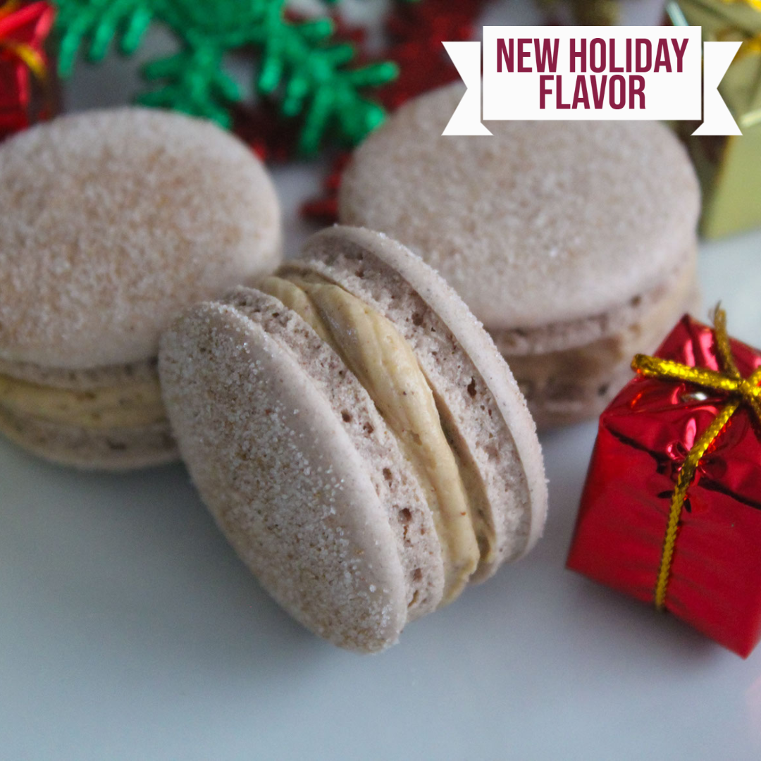 Gingerbread Cookie Dough *NEW HOLIDAY FLAVOR*