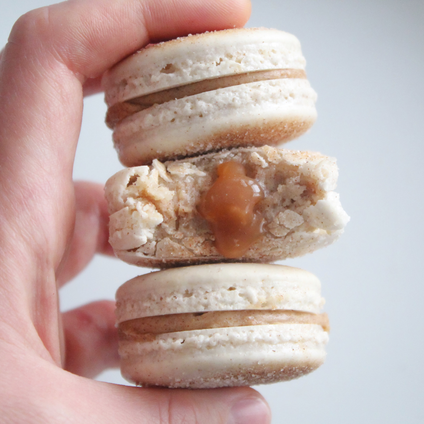 Caramel Snickerdoodle