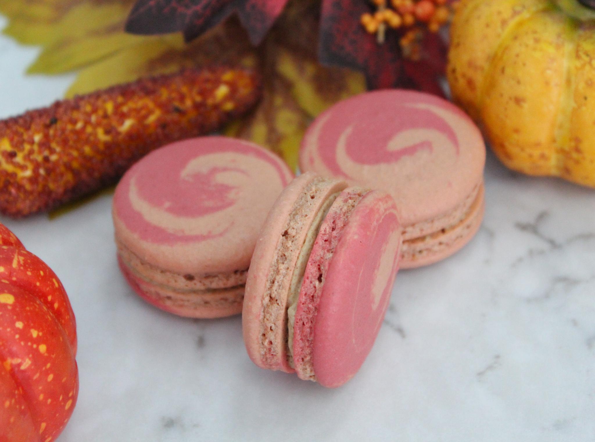 Autumn-Spice Cake Batter